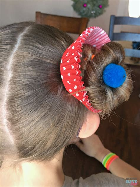 Hairstyles For Hair Day by Hair Day Ideas Cupcake Hairdo Must