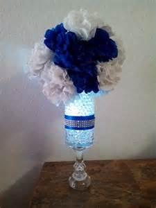 Blue Centerpieces 17 Best Ideas About Royal Blue Centerpieces On Pinterest Royal Blue Wedding Decorations Blue