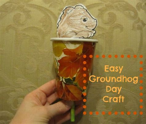 groundhog day lyrics easy groundhog day craft and song lemon drop pie