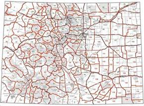 colorado unit map colorado units map images