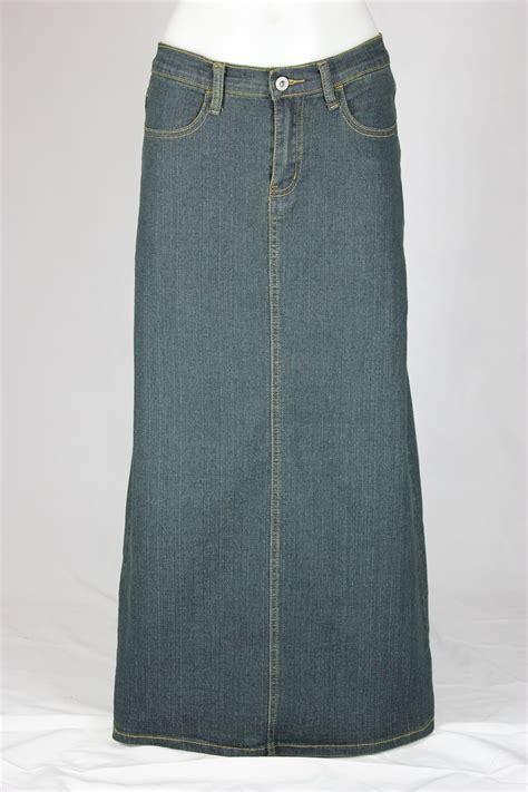vintage jean skirts sizes 16 18