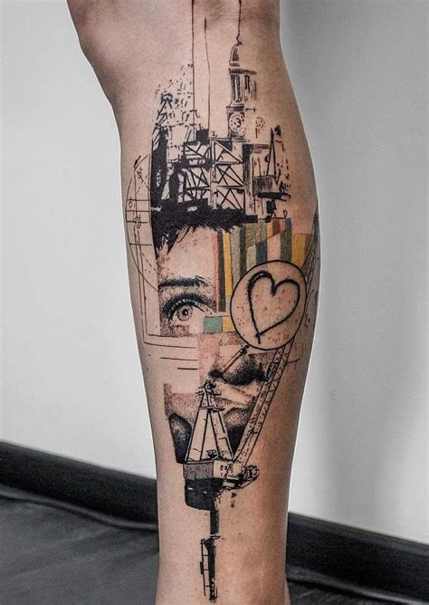 calf tattoo design 50 amazing calf tattoos calf tattoos illustration