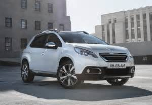 Peugeot Crossover 2008 Peugeot 2008 Crossover Details And Gallery Image 155640