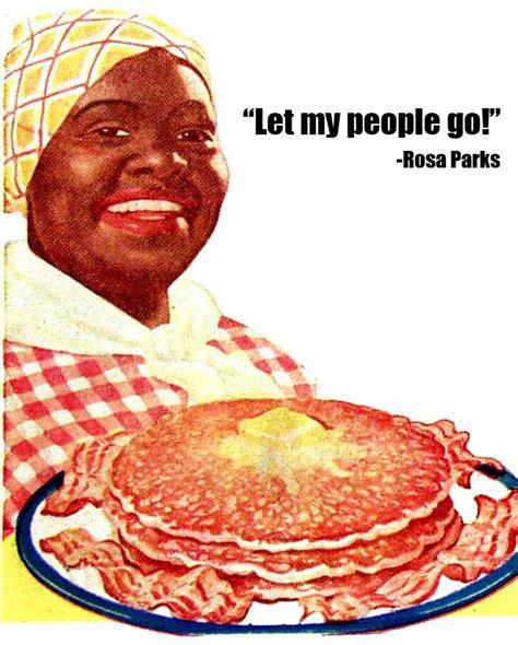 Aunt Jemima Meme - image 184106 troll quotes know your meme