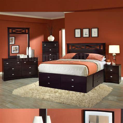 Tempat Tidur Minimalis 1 Set set tempat tidur minimalis jati crossline tempat tidur set