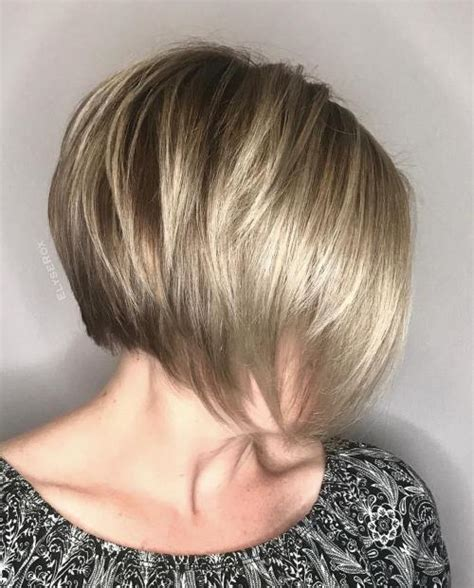 inverted layered bob thin hair 70 winning looks with bob haircuts for fine hair