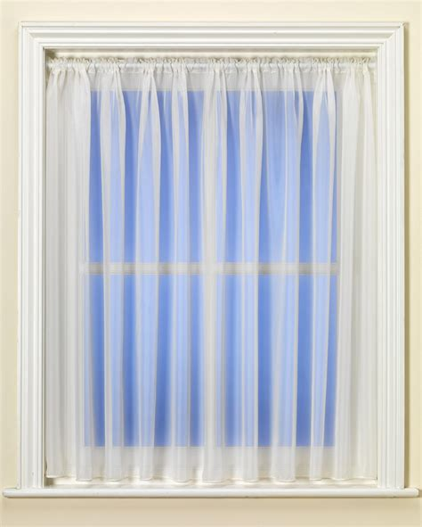 extra long cream curtains sapphire plain cream voile extra long from net curtains
