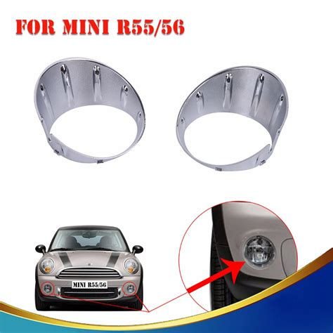 mini cooper abs light for bmw x3 f25 2011 2013 abs chrome exterior front fog