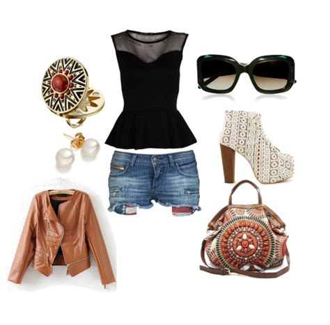 With Polyvore by Polyvore With Uggs