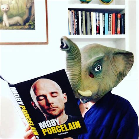 moby picture book porcelain a memoir a book by moby