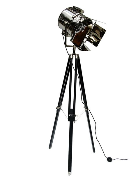 large uk tripod studio theater spotlight searchlight floor lamp light barndoor ebay