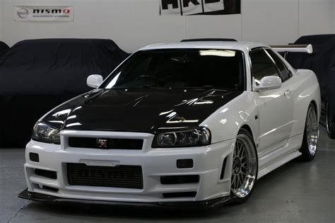 tuned r34 used 1999 nissan skyline r34 for sale in essex pistonheads