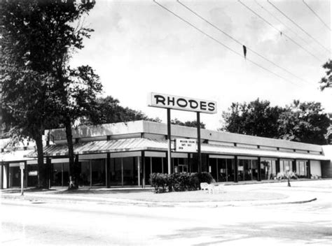 Furniture Stores In Hton Roads by Florida Memory Furniture Store On Thomasville Road Tallahassee Florida