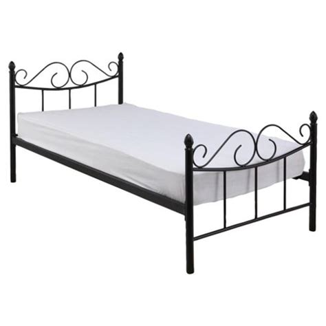 tesco bed frames buy single bed frame black from our single beds