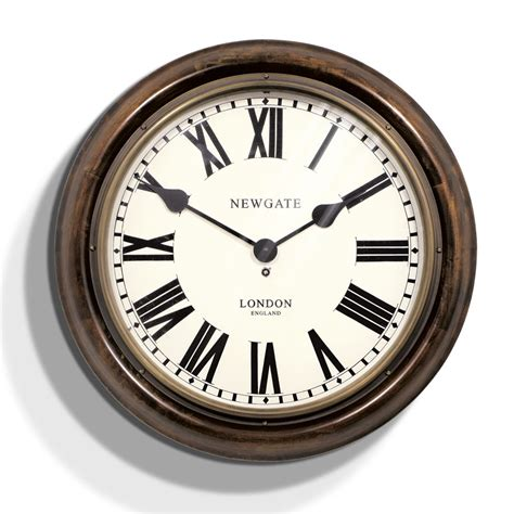 clock buy buy newgate clocks king s cross station clock wood