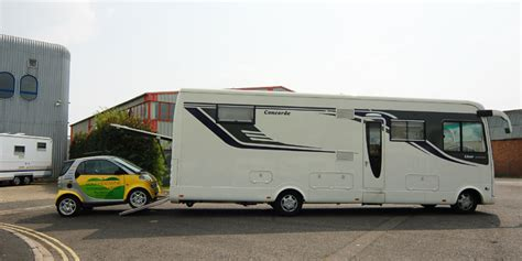 smart car garage southdowns motorhome news concorde launch new d liner