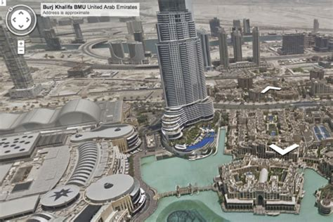 Wcf Kalifa cebuano s view maps the world s tallest building inside and out