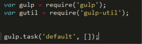 gulp workflow javascript workflow automation using grunt and gulp