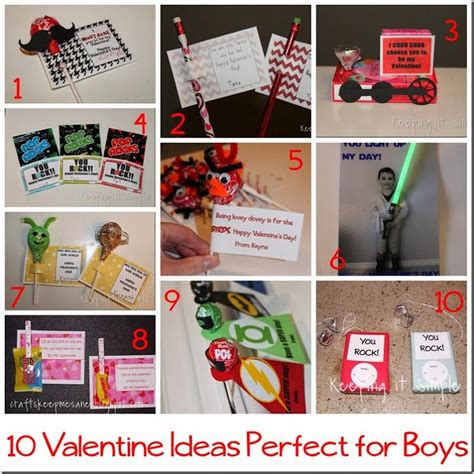 what to get boys for valentines 10 handmade ideas for boys the v spot