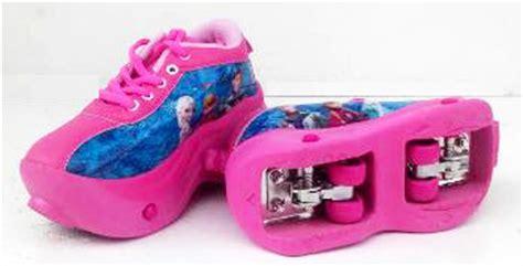 Sepatu Roda 4 Frozen toko bunda dalam liputan media toko bunda