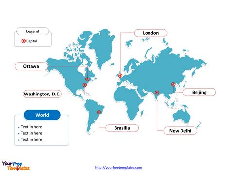 4 steps to customize editable world map templates for awesome