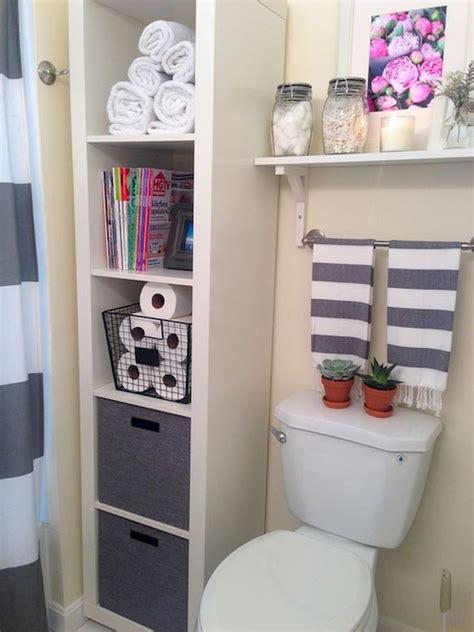 ideas  small bathroom storage  pinterest