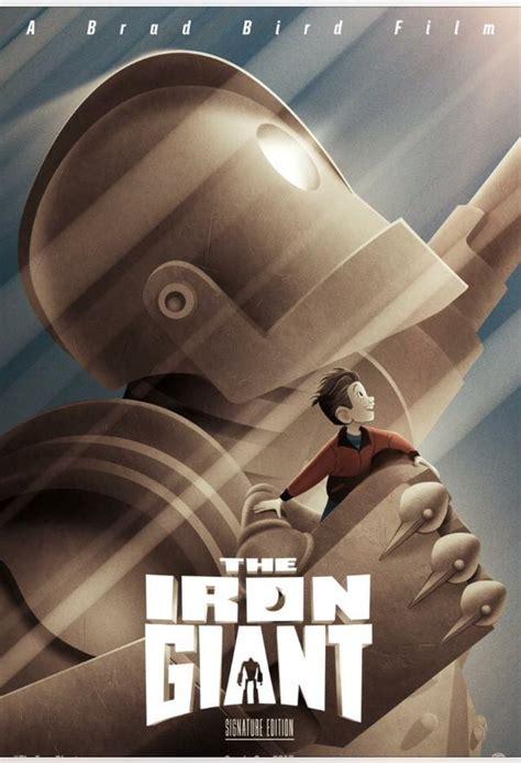the iron giant brad bird talks the iron giant signature edition collider