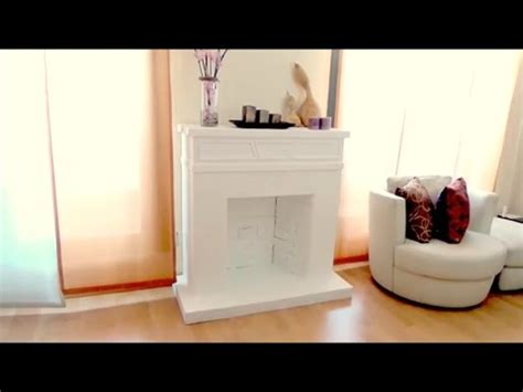 Diy Cardboard Faux Logs To Diy Crafts Decorative Cardboard Fireplace Isa