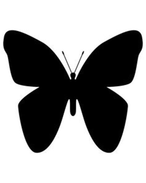 butterfly templates bugs pinterest