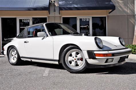 1986 porsche targa 1986 porsche 911 targa carrera targa stock 5845 for sale