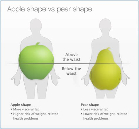 apple body shape different shaped body with different fitness solutions