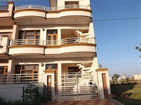 home design 70 gaj 3 bhk residential house for sale in mohali sector 80