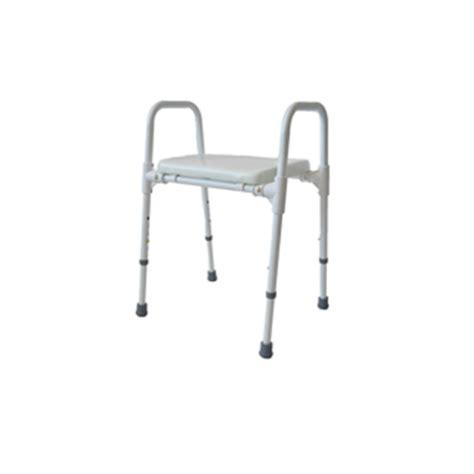 Buy Shower Stool by Shower Stool Padded Careplus Living Solutions