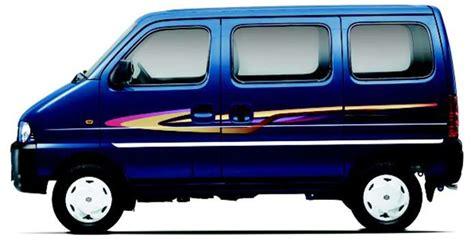 Maruti Suzuki Ecco Eeco Commercial Vans In India Best Multi Utility Vehicle