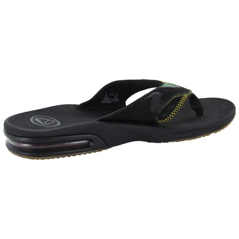reef sandals with bottle opener reef mens fanning bottle opener flip flop sandals