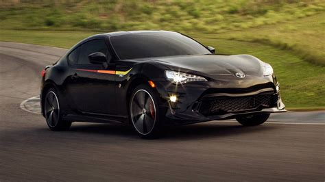 news toyota outs  trd special edition  north america