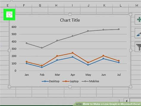 easy line graph maker graphing linear equations in excel 2017 tessshebaylo