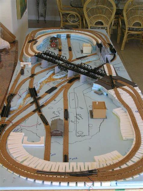 mdl layout 5 thought stimulating n scale model train layouts