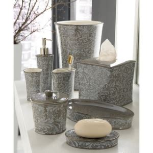 fancy bathroom accessories glass bathroom accessories set pure white colored of