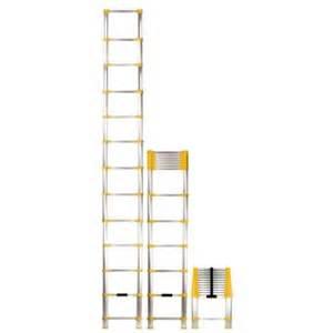 home depot extension ladder xtend climb 12 5 ft telescoping aluminum extension