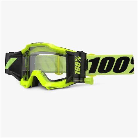 Goggle Snail Yellow Fluo 100 goggles accuri forecast system fluo yellow r