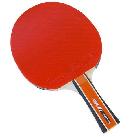 cornilleau 300 sport table tennis bat