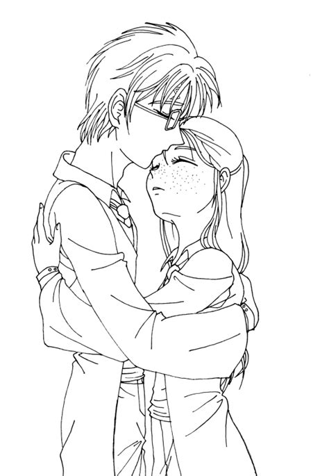 harry potter coloring pages ginny weasley thea supports harry and ginny by lilcyborg on deviantart