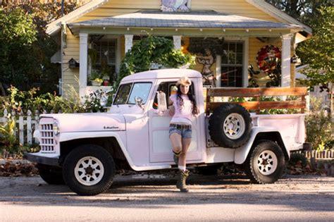 Aiken Jeep Siva Aiken S 1951 Willys Truck Calendar Winner