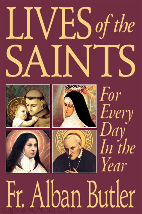 picture book of saints lives of the saints for every day in the year