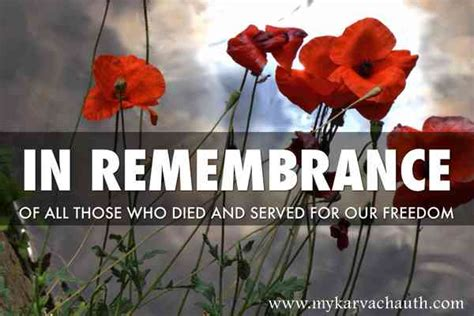 remembrance day  quotes poems prayer cards speeches