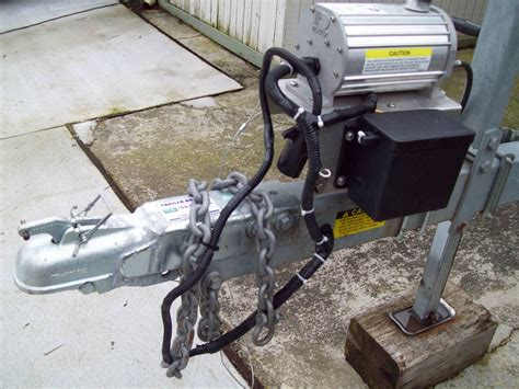 electric boat brakes electric over hydraulic trailer brakes bloodydecks
