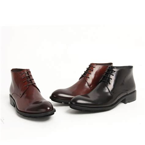 mens business boots business boots 28 images 2017 fashion wine side zipper