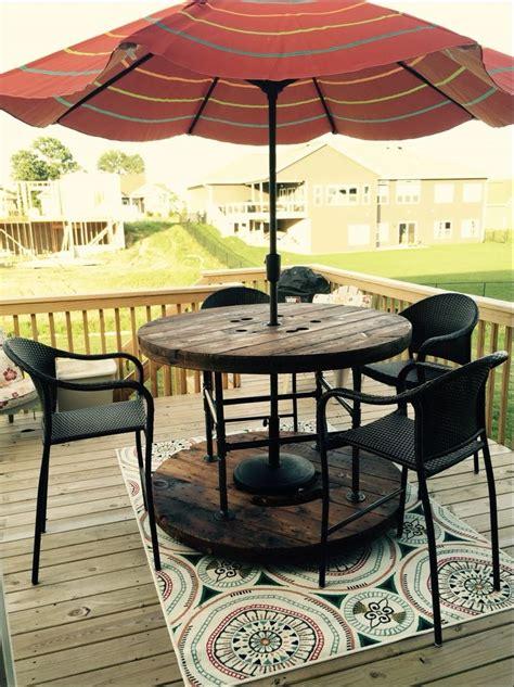 patio coffee table with umbrella outdoor coffee table with umbrella furniture