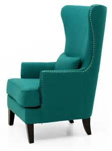 kori wing chair teal weir s furniture